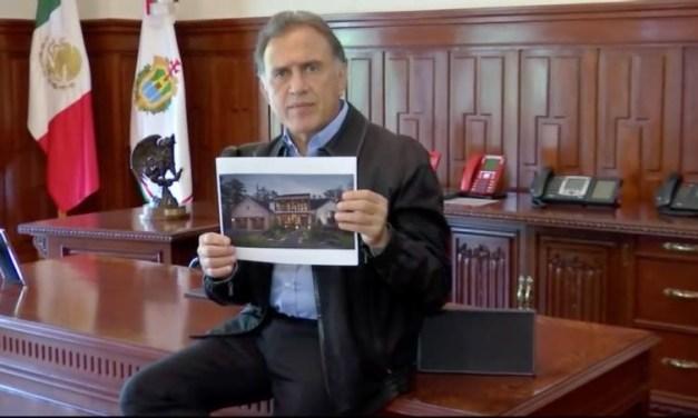 Mensaje del Gobernador Miguel Ángel Yunes Linares sobre el tema migratorio, el caso Karime Macías y recuperación de bienes en el extranjero