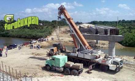 Presentan dictamen de estudio hidrológico de la autopista Tuxpan-Tampico