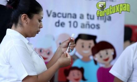 Padres de familia aun dudan de inmunizar a sus hijas contra el VPH
