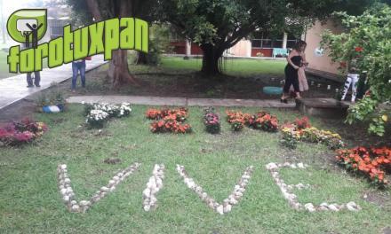 CREN Tuxpan Realiza Ceremonia por el 4° aniversario del caso Ayotzinapa