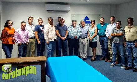 Celebran Reunión CANACO y Toño Aguilar