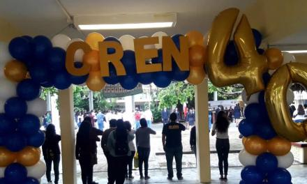 CREN Tuxpan Celebra Su 40 Aniversario