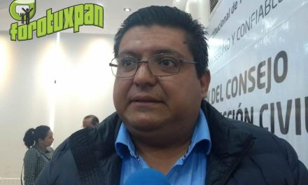 CASI POR INICIAR LA VIDEOVIGILANCIA: Toño Aguilar