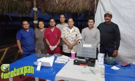 Se Realizó Con Éxito Campaña de Esterilización en Tuxpan