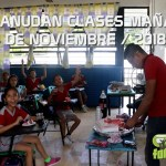 Se reanudan clases este 14 de noviembre en todos los niveles educativos en el Estado de Veracruz