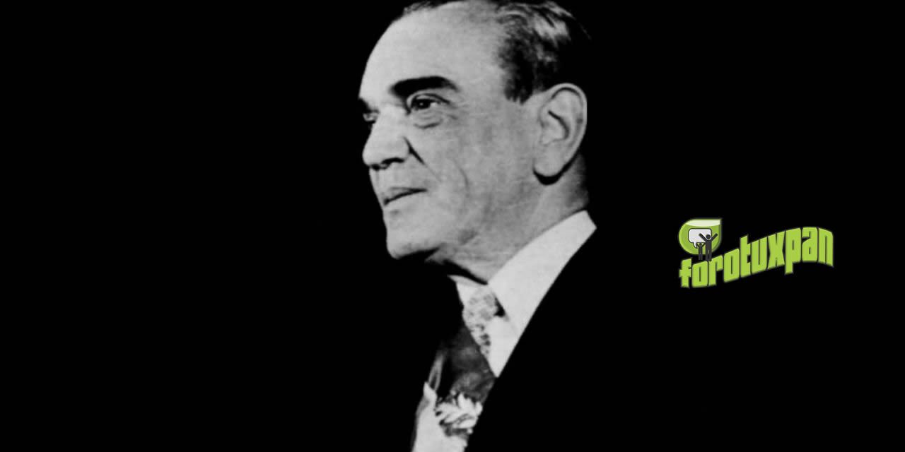 A 45 Años de la Muerte de Don Adolfo Ruíz Cortines