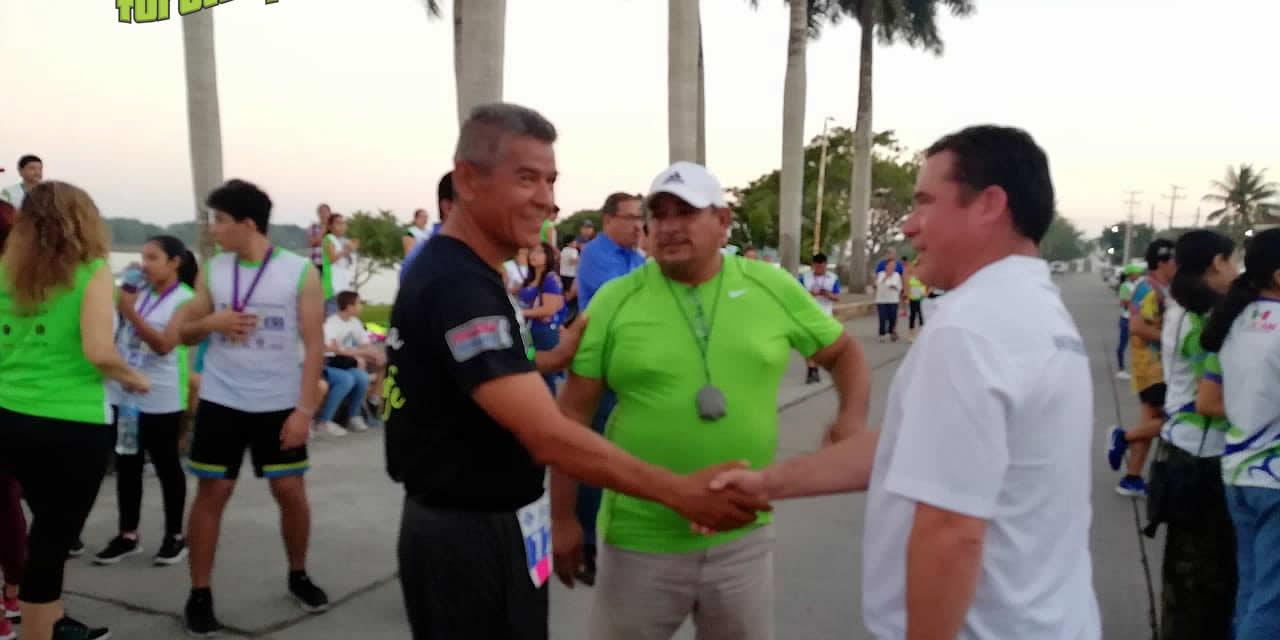 Fundación Esquitín apoya la Carrera con causa Movimiento Fitness 5K