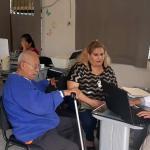 Instalan Módulo del SAT en CANACINTRA