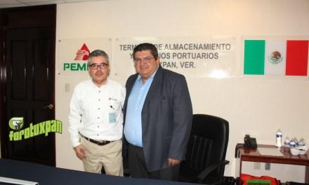 Alianza sólida para fortalecer a Tuxpan