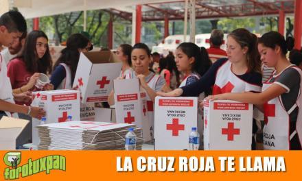 La Cruz Roja te llama