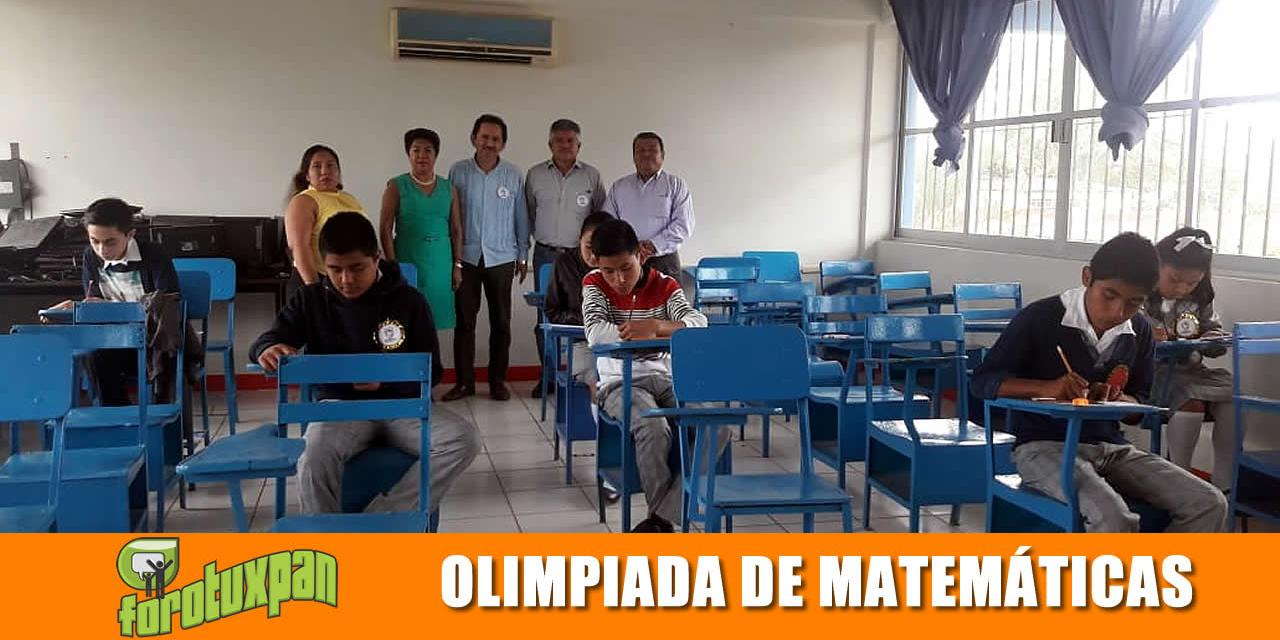 Olimpiada Regional de Matemáticas