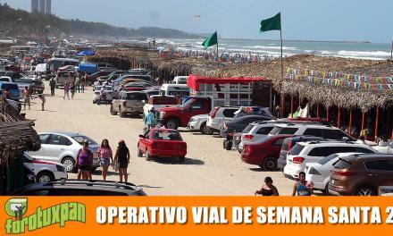 Operativo vial Semana Santa 2019