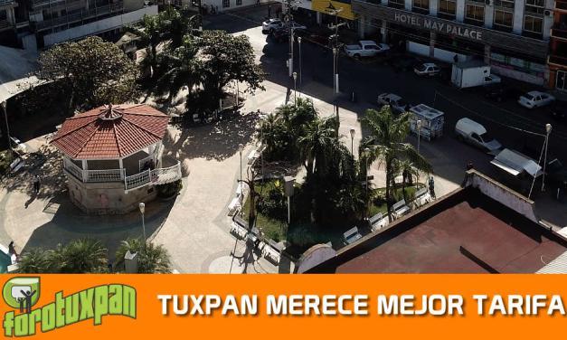 TUXPAN MERECE MEJOR TARIFA DE LUZ: RCS