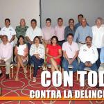 GOBIERNO MUNICIPAL CON TODO CONTRA LA DELINCUENCIA