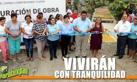 VIVIRÁN CON TRANQUILIDAD