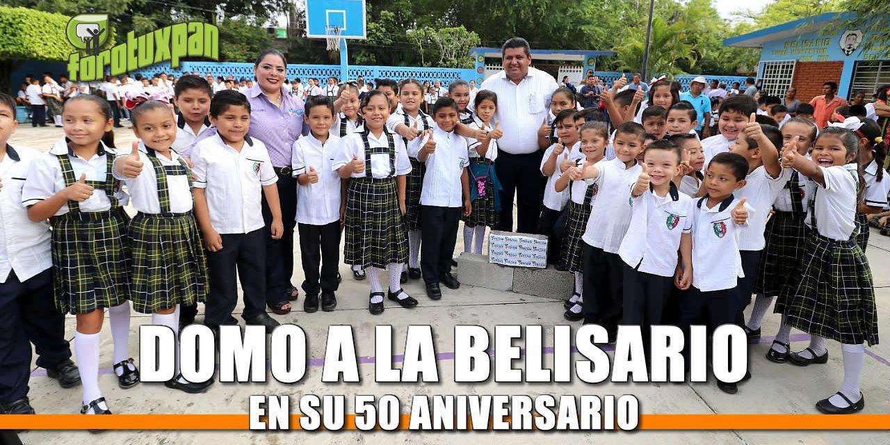 Domo a la Belisario Domínguez a casi cumplir 50 años