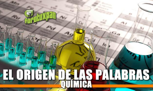 El Origen de la Palabra «Química»