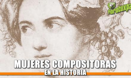 Mujeres Compositoras en la Historia