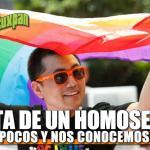 Carta de un Homosexual