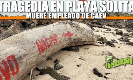 Tragedia en Playa Solita. MUERE EMPLEADO DE CAEV