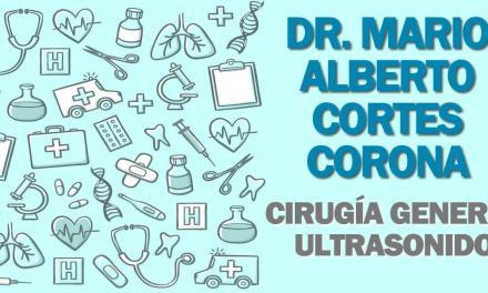 Dr. Mario Alberto Cortés Corona