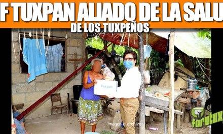 DIF TUXPAN ALIADO DE LA SALUD DE LOS TUXPEÑOS