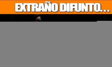 EXTRAÑO DIFUNTO