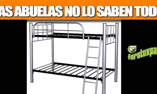 LAS ABUELAS NO LO SABEN TODO
