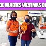 ATENCIÓN DE MUJERES VÍCTIMAS DE VIOLENCIA