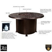Ow Lee Fire Pits | Outdoor Goods