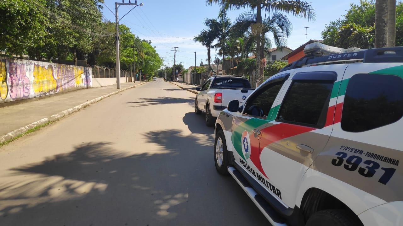 Criança é atropelada na Cidade Alta - Forquilhinha Notícias