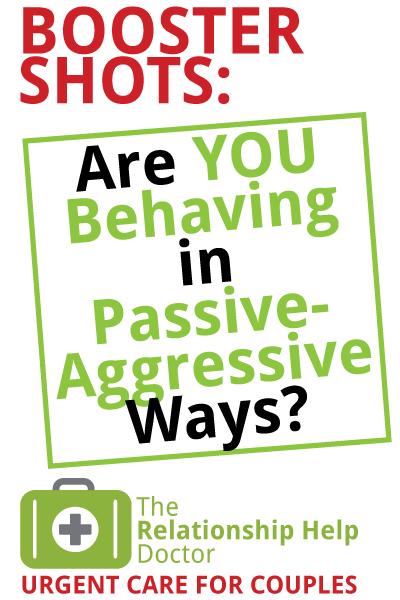 passive-aggressive