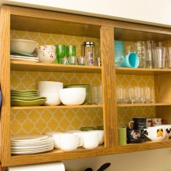 Under Kitchen Sink Organizer Oak Cabinets 15 Small Storage Organization Ideas And For Your Remove Cabinet Doors Wallpaper Inside To Make Feel Bigger 1