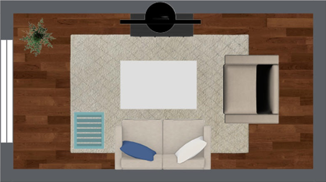 how to layout your small living room brown decor 4 furniture floor plans for a apartment four