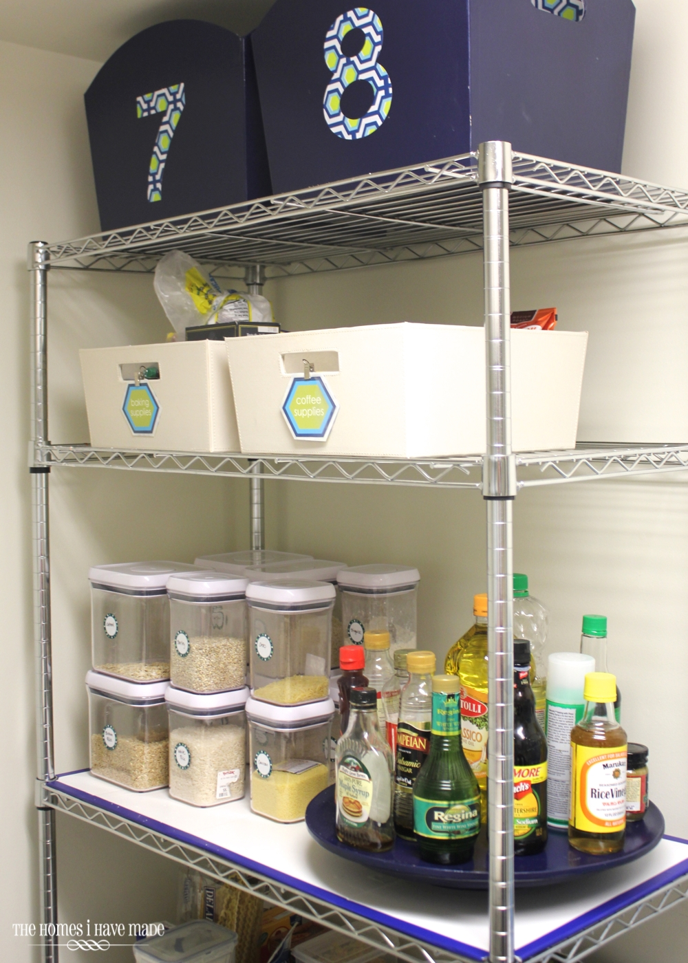 how to add a pantry your kitchen hanging lights in creating when rental doesn t have one