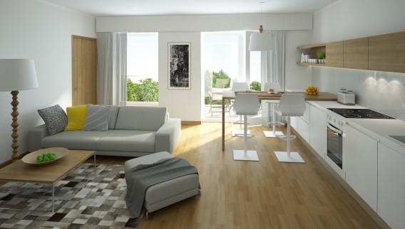 4 furniture layout floor