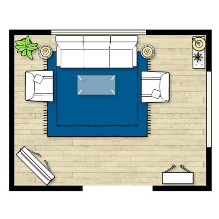 living room rug sizes what is the best paint for walls how to choose right size your