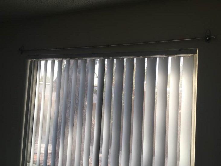 diy damage free curtain hanging tips