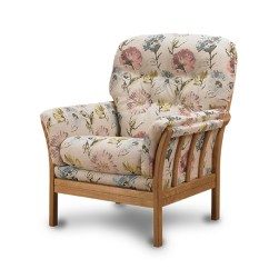 Most Comfortable Accent Chairs Chair Covers Nottingham Cintique Vermont In C Grade Fabric Furniture   Sofas, Dining, Beds, Bedrooms And ...