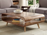 Curve Coffee Table Furniture | Sofas, Dining, beds ...