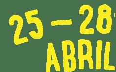 datas forró douro 2019