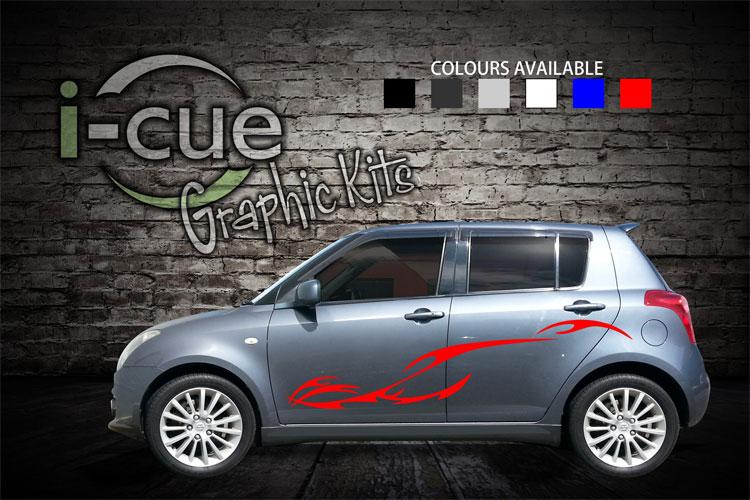 suzuki vehicle graphic kits