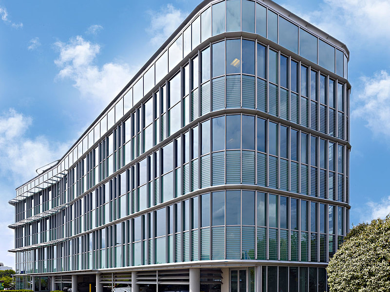 thermally insulated curtain walls: Forster Profilsysteme AG. Arbon