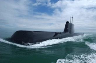 Type 214 Ubåd Sydkorea