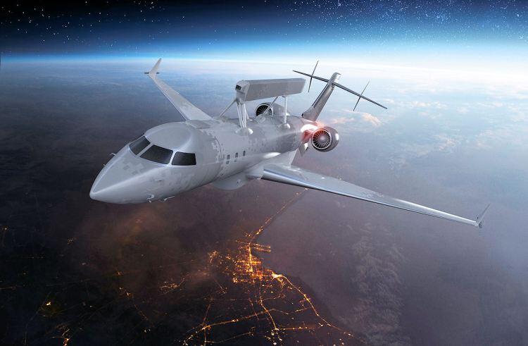 Saab GlobalEye: ISR overvågningsfly