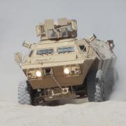 Textron Systems skal levere taktiske PMV til Irak og Columbia