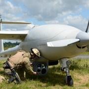 Sagem skal levere Patroller drone til den franske hær