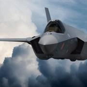 Dansk Metal: Masser af arbejdspladser i F-35 kampfly