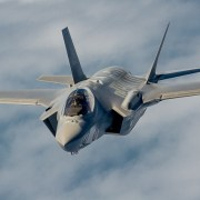 Regeringen indstiller F-35 som Danmarks næste kampfly