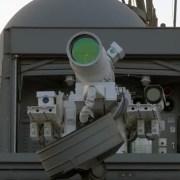 Northrop Grumman udvikler laservåben til U.S. Navy